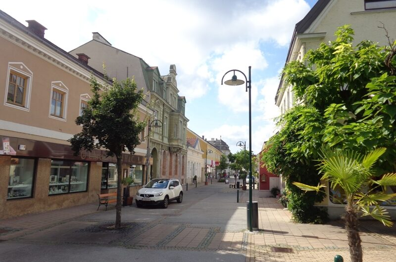 Fußgängerzone Berndorf