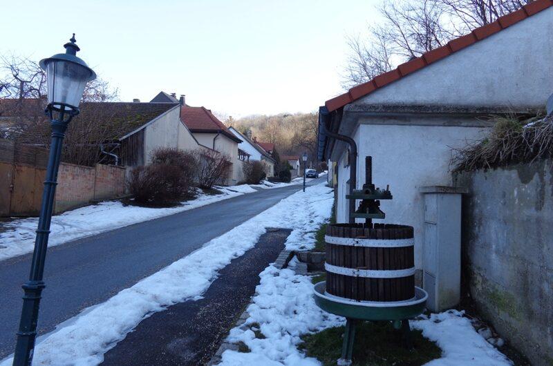 Kellergasse in Bisamberg