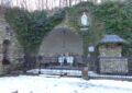 Lourdes Grotte in Bisamberg