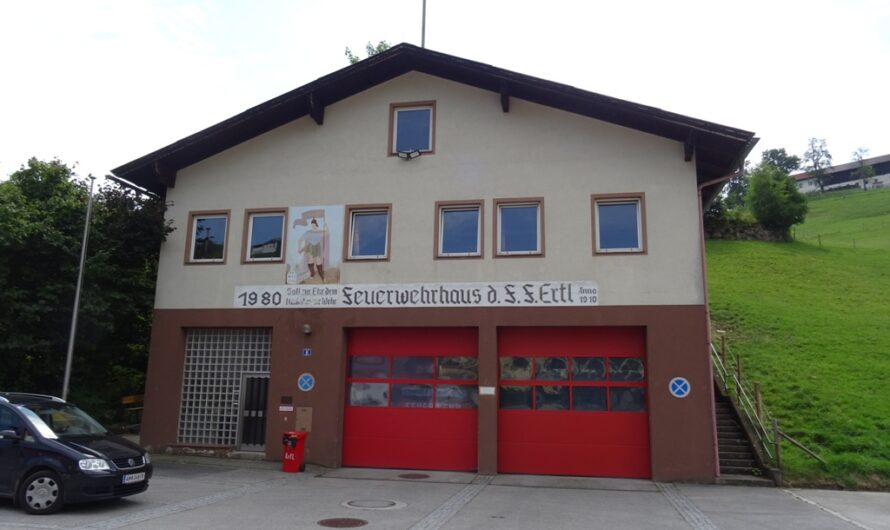 Feuerwehrhaus Ertl