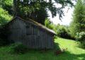Schuppen bei Tiefenbach