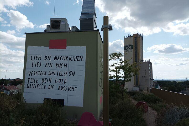 Dachgarten in Deutsch Wagram