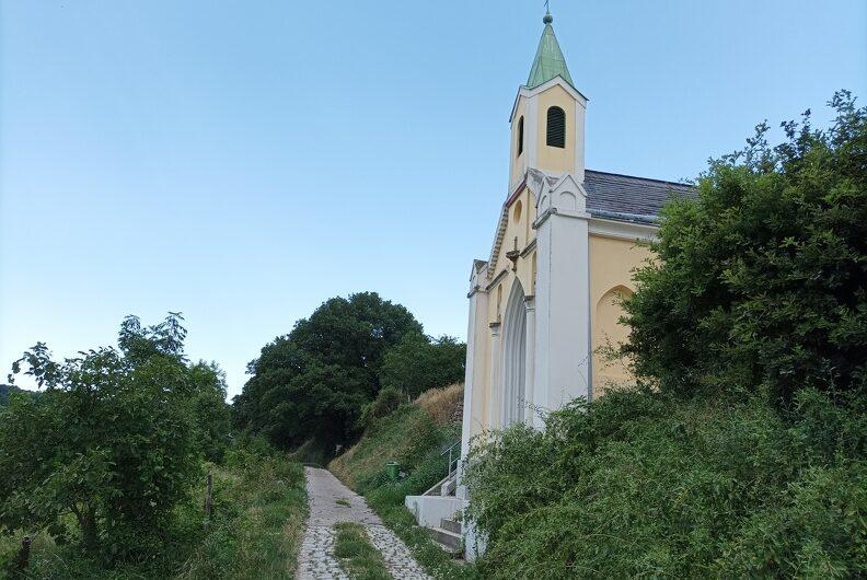 Der Kreuzweg am Eichkogel