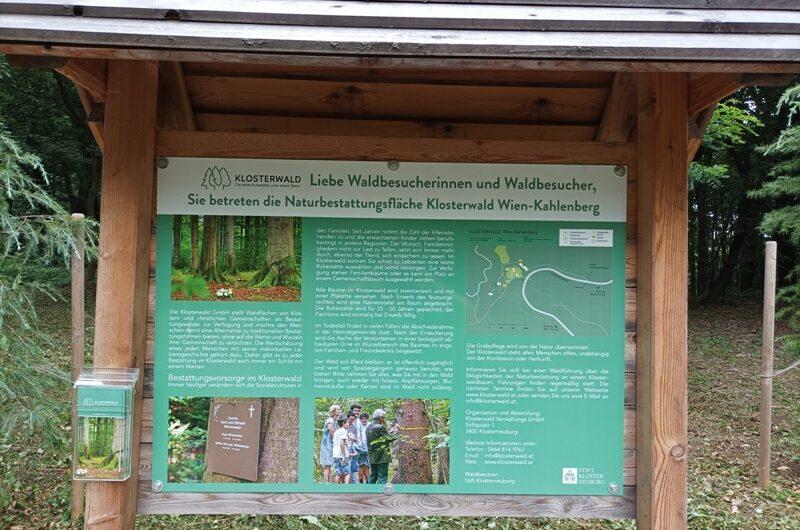 Naturbestattung im Klosterwald