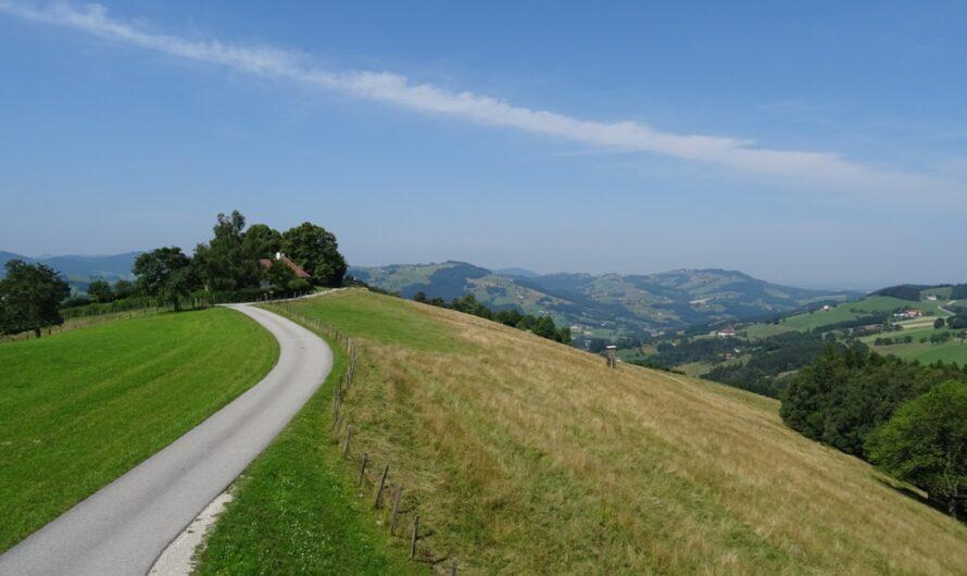 Bilder vom Voralpenblick Rundwanderweg