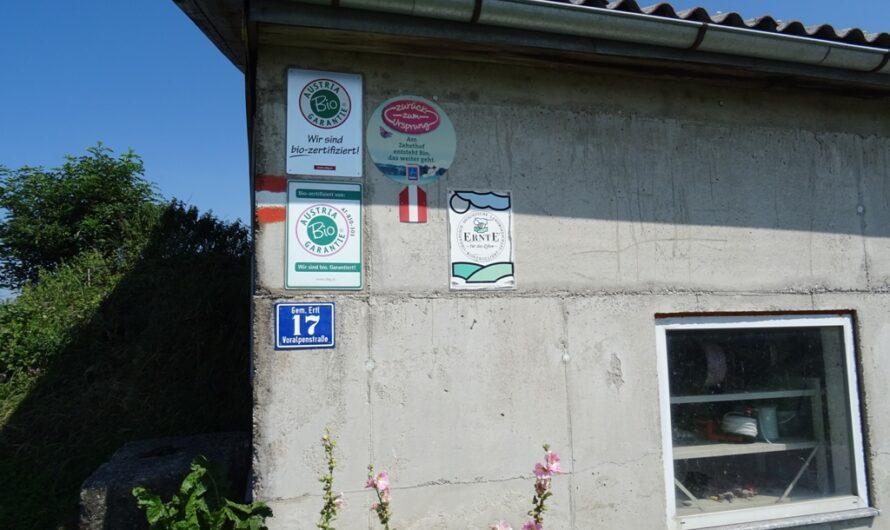 Zehethof Biozertifikate